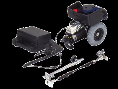 Rollstuhlschiebehilfe PowerStroll HD
