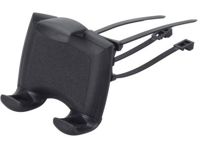 Smartphonehouder met kabelbinderbevestiging voor rollators, rolstoelen en scooters